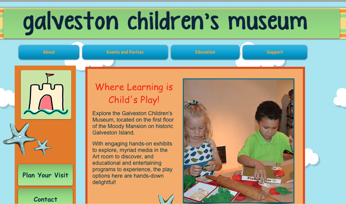 Galveston Children's Museum