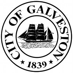 Logo for the City of Galveston