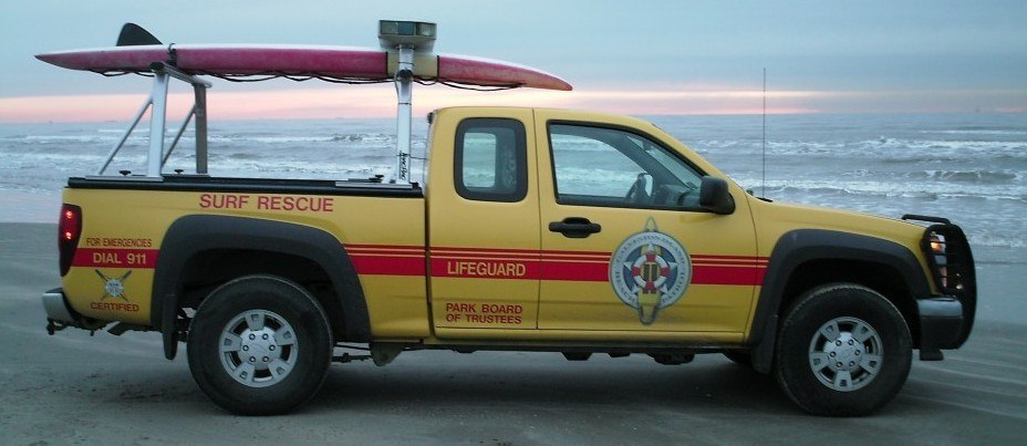 Galveston Island Surf Rescue