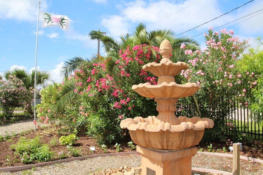 Oleander Garden Park Galveston