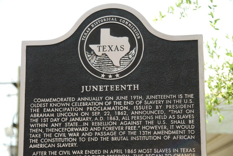 Galveston Juneteenth 2015 - 150 Years