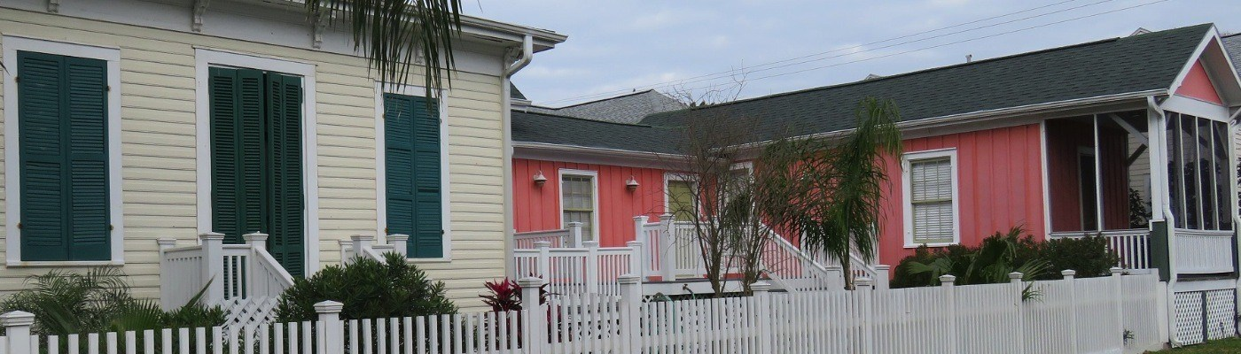 Galveston Historic Cottage