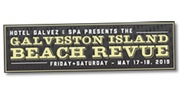 galveston island beach revue