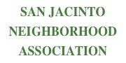 San Jac Neighborhood Association