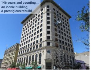 prestigious rebuild